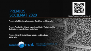 Close Deadline for the SOCIEMAT Awards in Materials Research