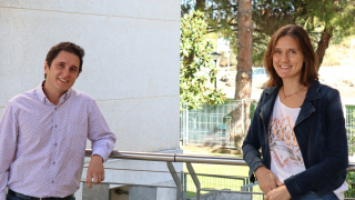 Mariona Coll and Ignasi Fina awarded with a Leonardo Grant (BBVA) to develop innovative and sustainable scientific projects