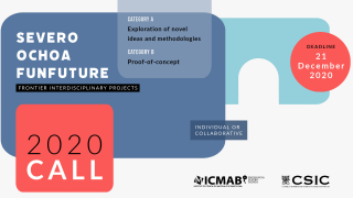 Open call for Severo Ochoa FUNFUTURE Frontier Interdisciplinary Projects (FIP) 2020 at ICMAB