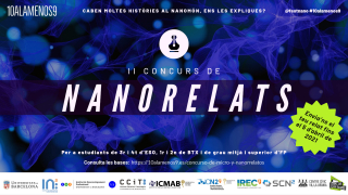 Are you interested in literature and nanoscience? This contest is for you!