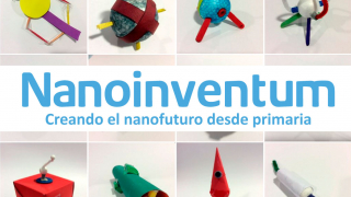 Nanoinventum asks children to create nanorobots and enjoy science