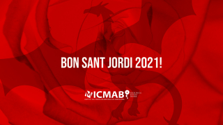 Happy Sant Jordi 2021! The ICMAB staff recommends you a book (again!)