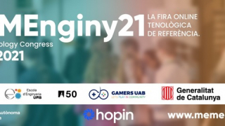 ICMAB will be at the MEMEnginy UAB fair on 29 April 2021