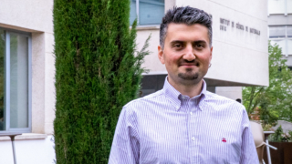 ICMAB researcher Can Onur Avci is awarded the 2021 IUPAP Young Scientist Prize in Magnetism