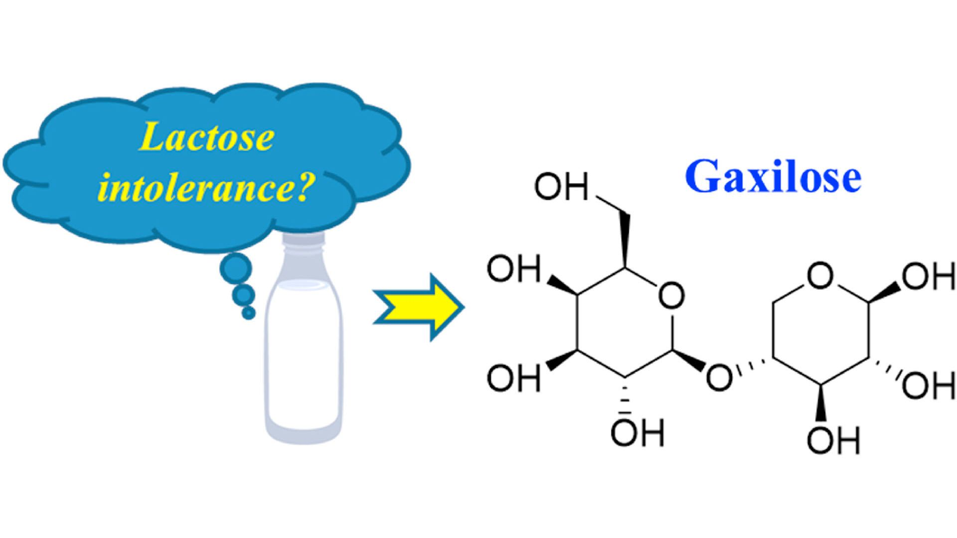 Characterization of crystalline forms of gaxilose, a diagnostic drug