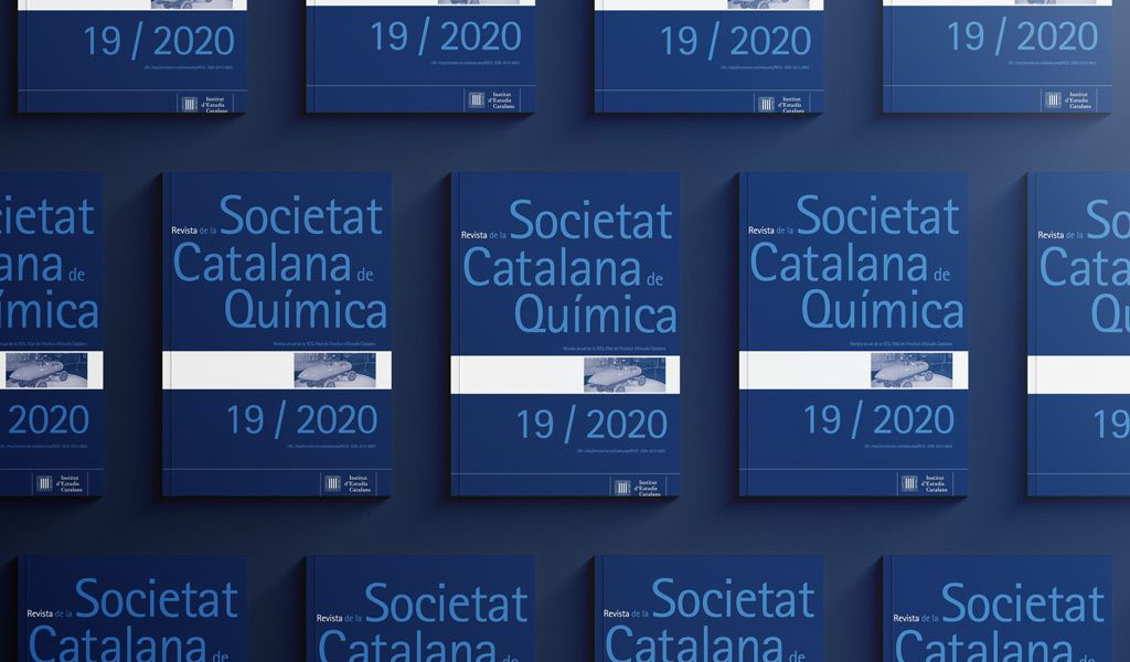 The Societat Catalana de Química Magazine Issue for 2020