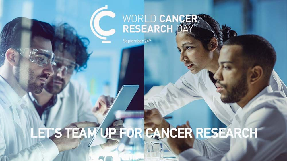 World Cancer Research Day Banner